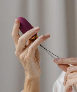 Sexspielzeuge -Vibro Ei